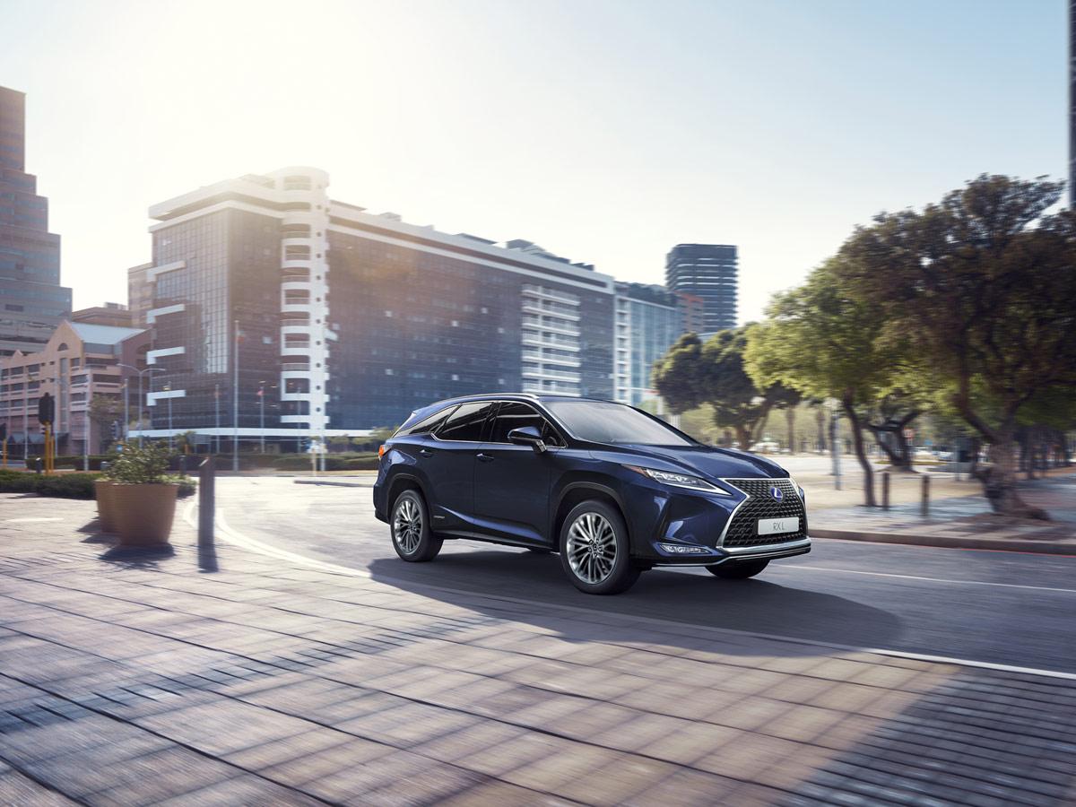 Pruebas Lexus RX 450h 2019