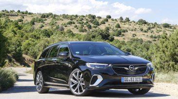 Pruebas Opel Insignia Sports Tourer GSI 2.0 T 260 CV 2019