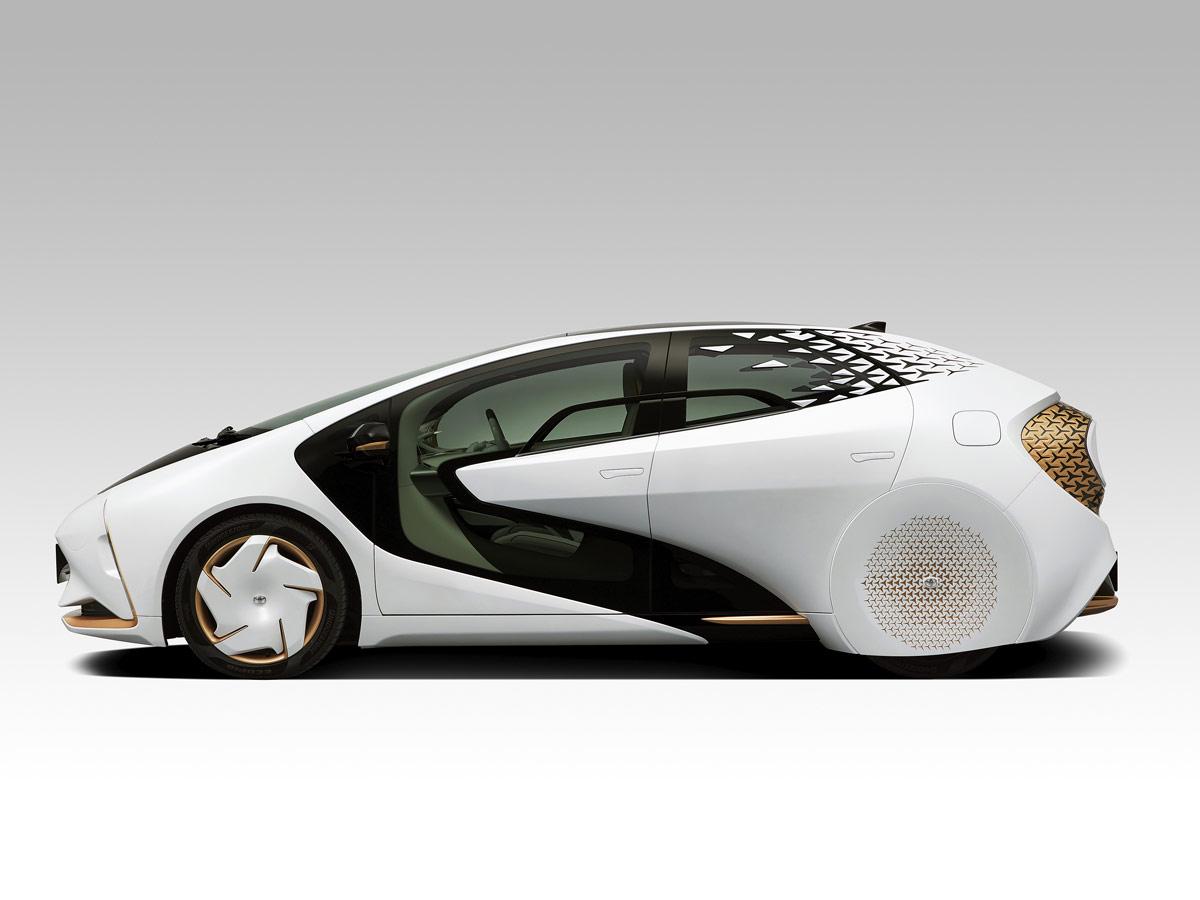 Toyota LQ 2020