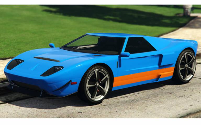 Vapid Bullet – Ford GT