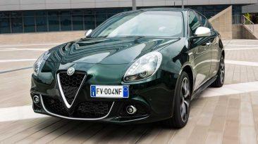 Alfa Romeo Giulietta 2019