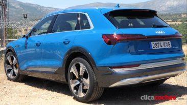 Audi e-tron prueba