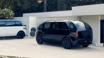 coche eléctrico de siete plazas Canoo