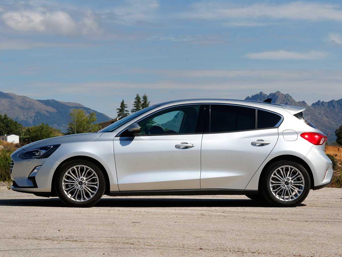 Ford Focus nuevo precio