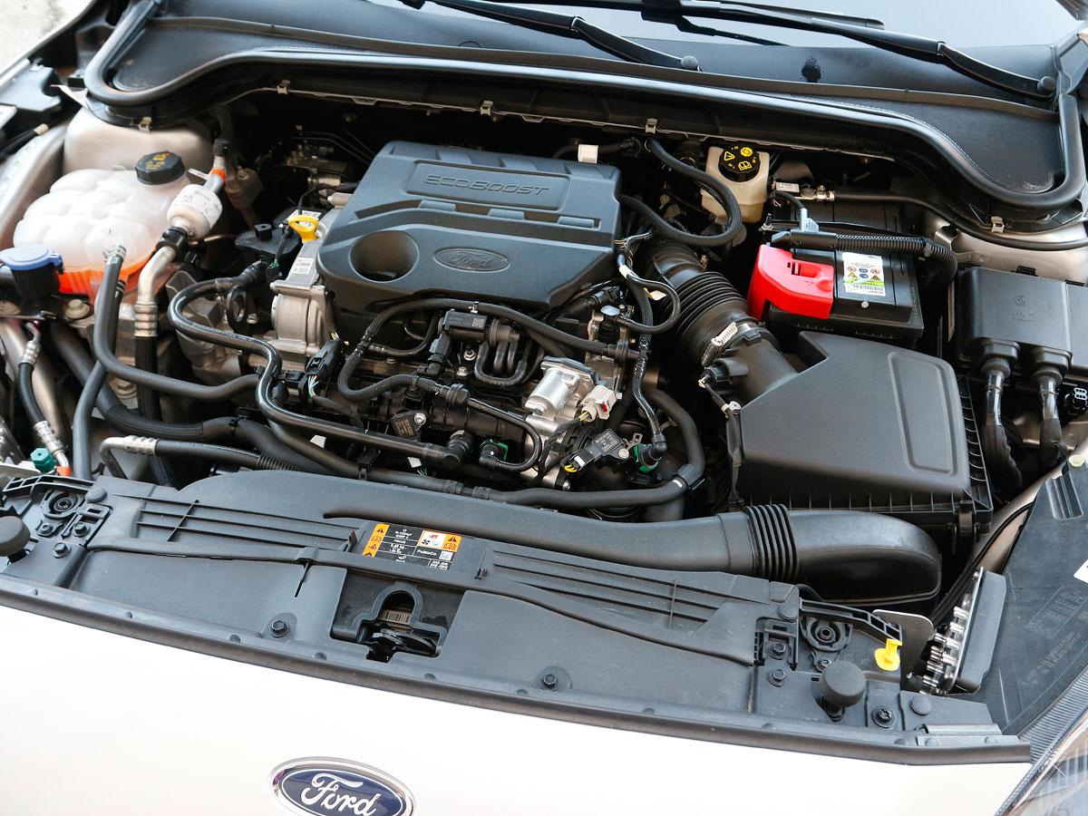 Ford Focus motores 2019