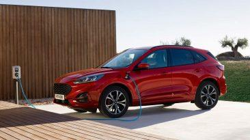 Ford Kuga híbrido enchufable 2020