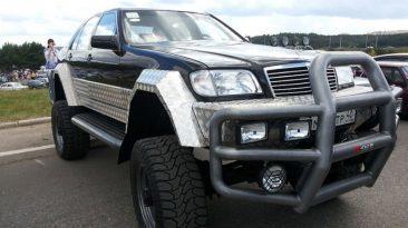 Mercedes-Benz Clase S Monster Truck