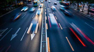 multas luces del coche