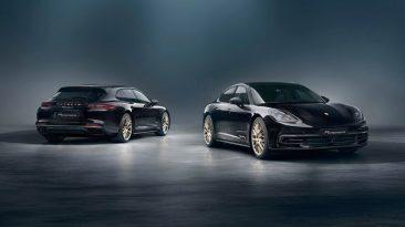 Porsche Panamera 10 Years Edition 2019
