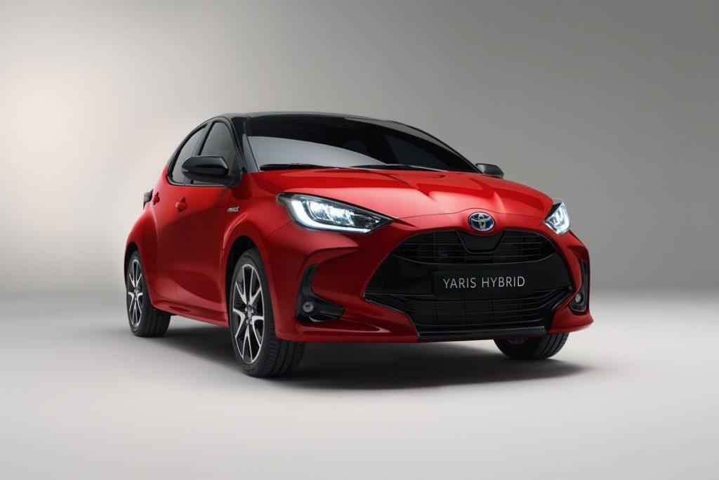 Toyota Yaris nuevo