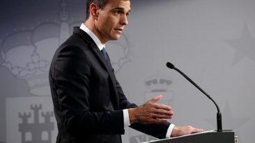 Pedro Sánchez (Presidente del Gobierno en funciones)