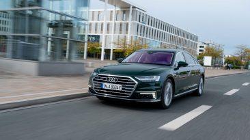 Audi A8 L 60 TFSIe quattro 2020