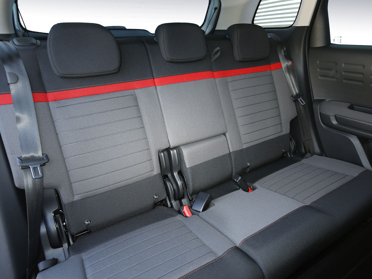 Citroën C3 Aircross Puretech EAT6 2019