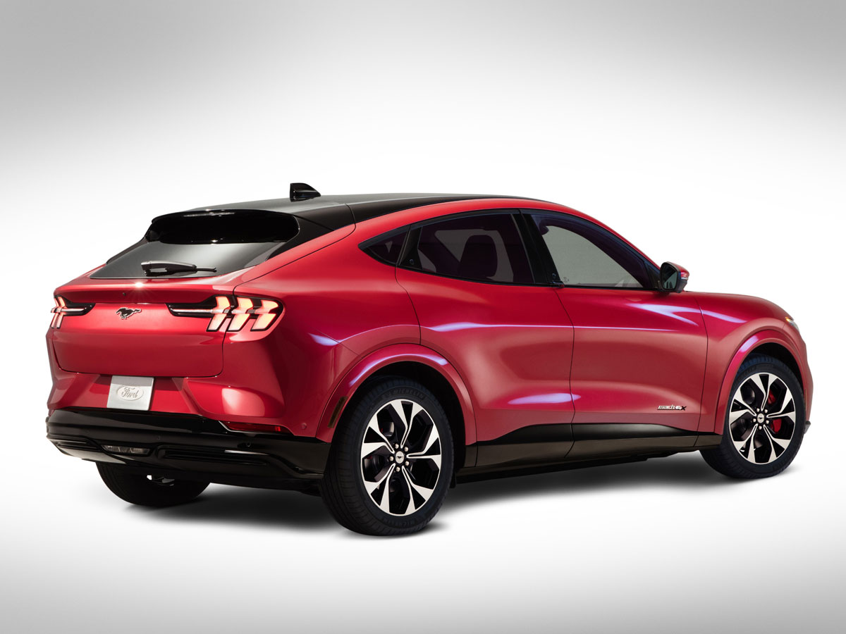 Ford Mustang Mach E 2020
