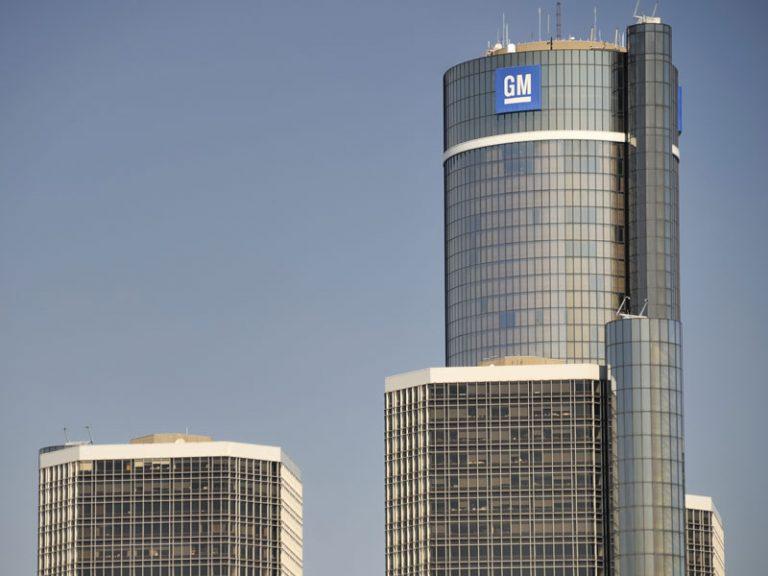 General Motors: 8,38 millones de coches