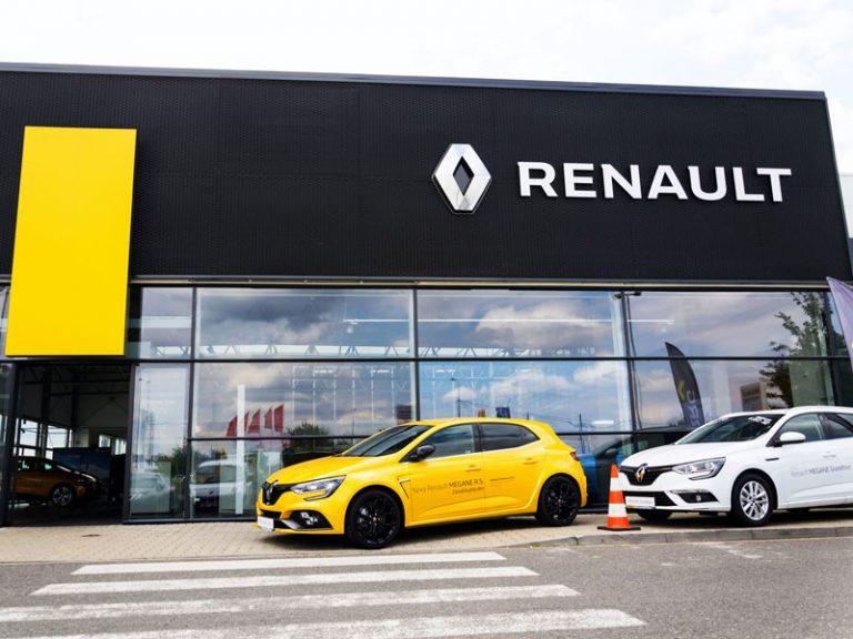 Renault: 3,88 millones de coches