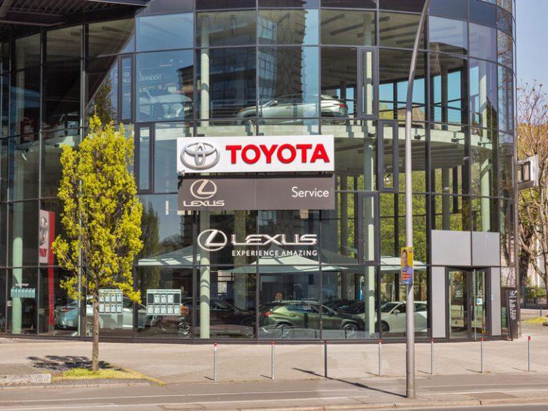 Toyota: 10,6 millones de coches