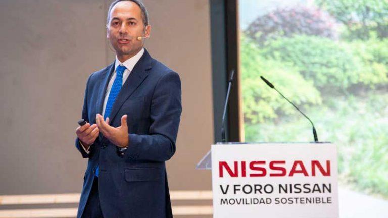 V Foro Movilidad Sostenible Nissan