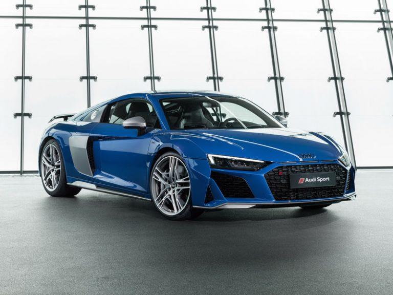 audi r8 coupé v10 performance precio