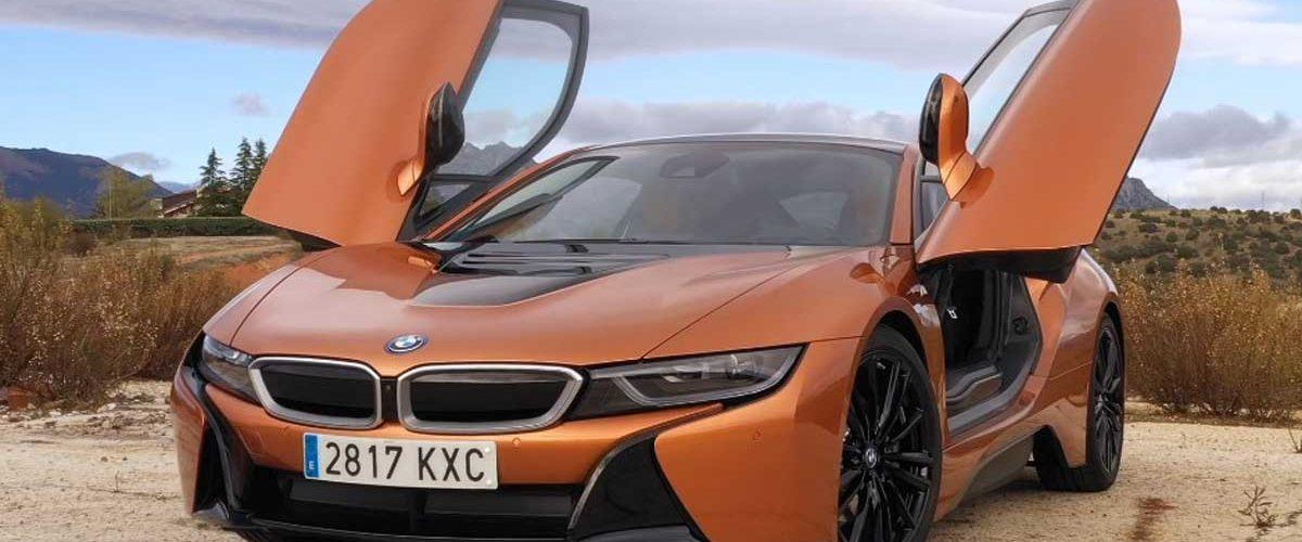 bmw i8 2019 vídeo