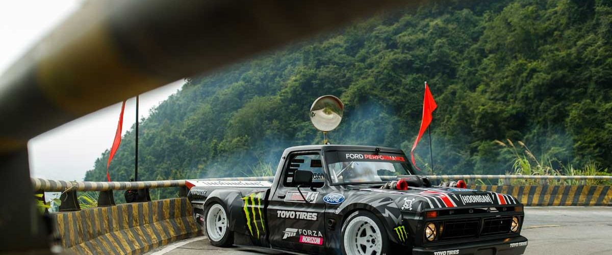 ken block vídeo