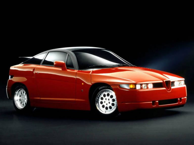 Alfa Romeo RZ/SZ - EL MONSTRUO