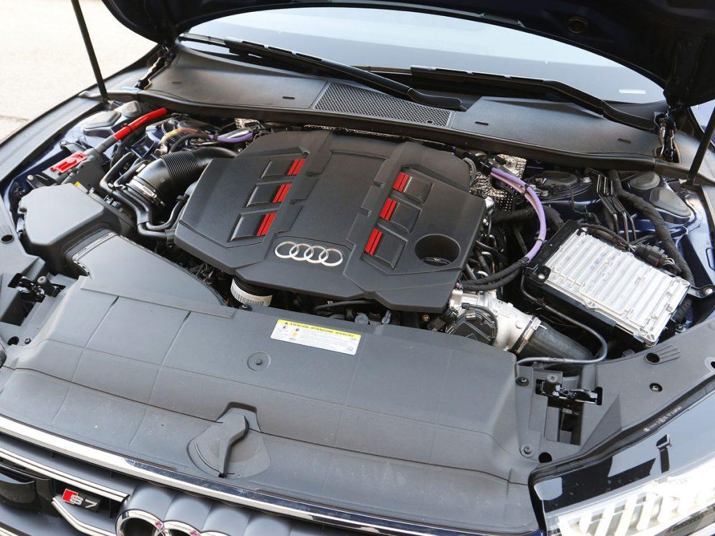 Audi S7 Sportback 2019