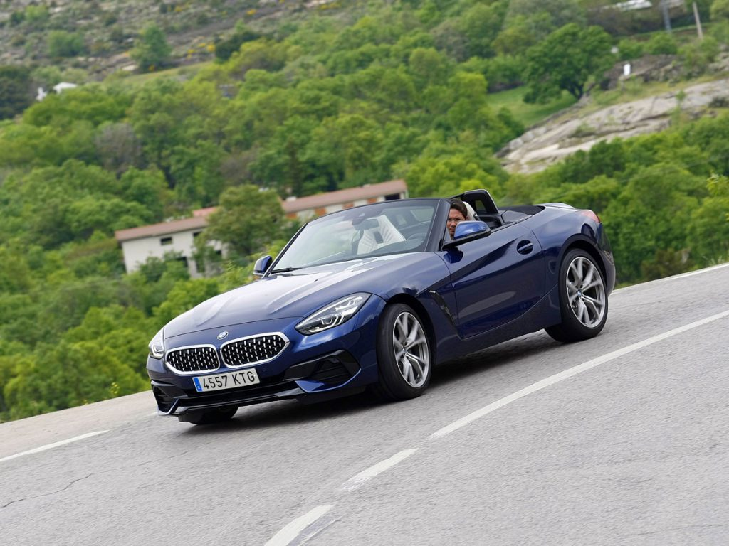 BMW Prueba Z4 2019