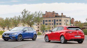 Comparativa SEAT León vs Renault Megane