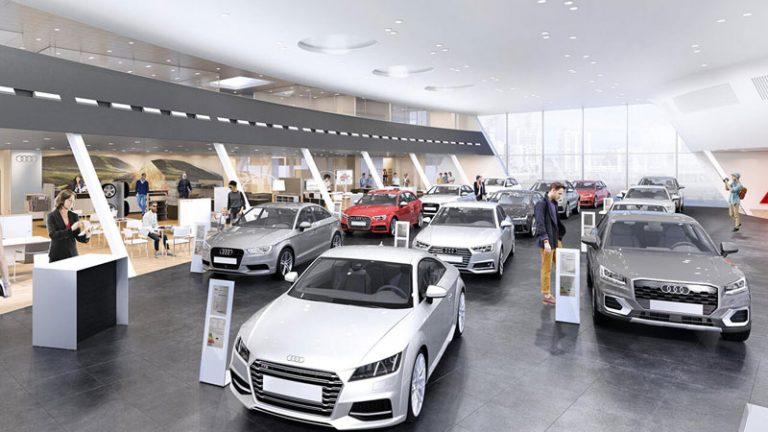 Concesionario Audi Australia