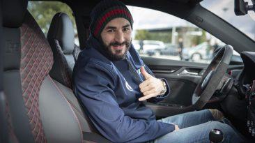 Entrega Audi a plantilla Real Madrid