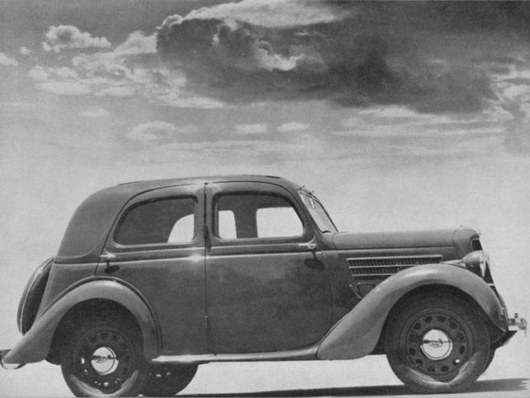 Ford C - CUBA
