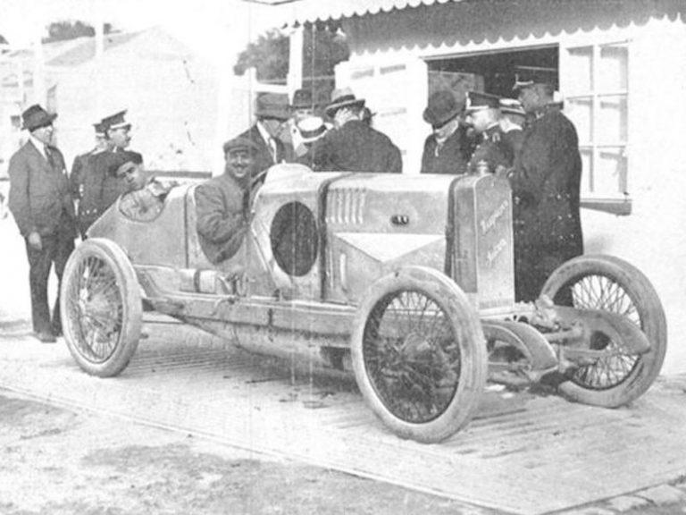 Hispano-Suiza Alfonso XIII - LA SARDINA