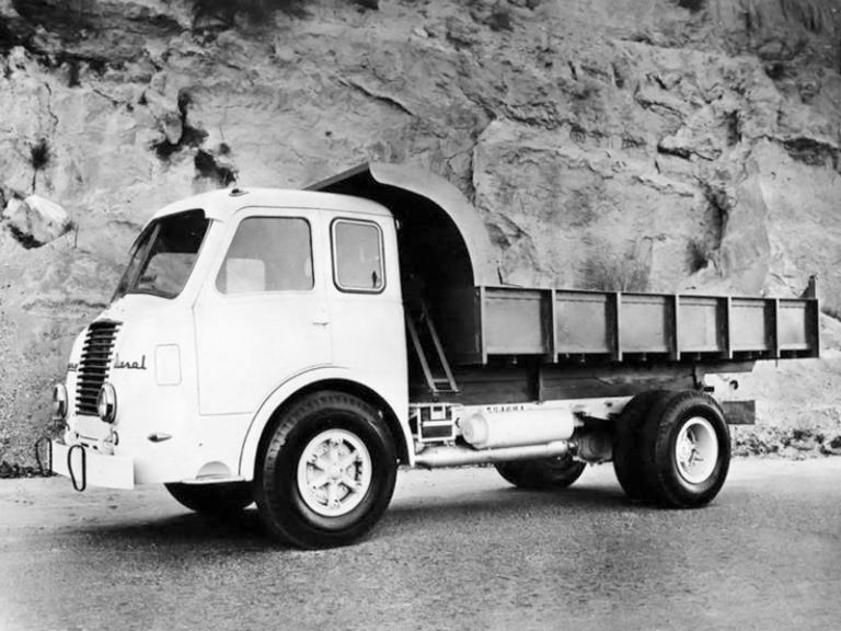 Camiones Pegaso - MOFLETES