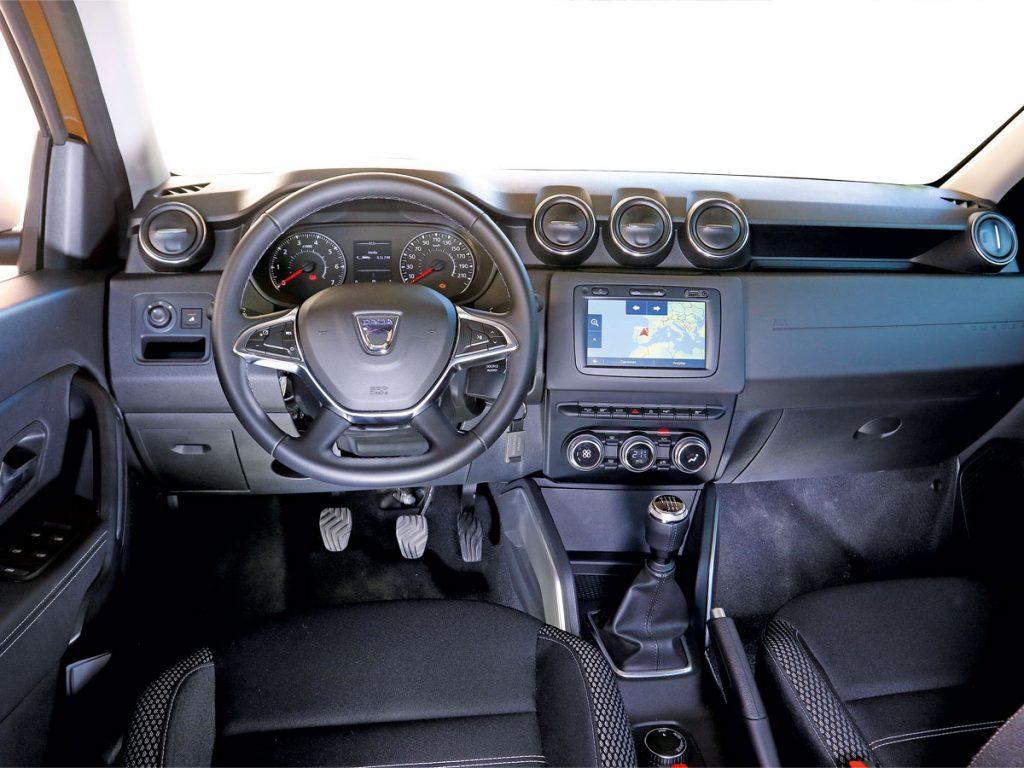 Prueba Dacia Duster TCe 130 4x4 Prestige 2019