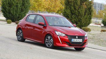 Prueba Peugeot 208 2020