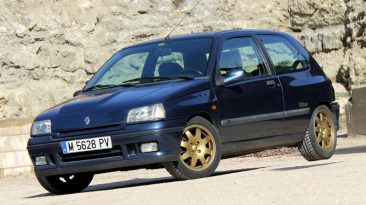 Prueba Renault Clio Williams Fase II