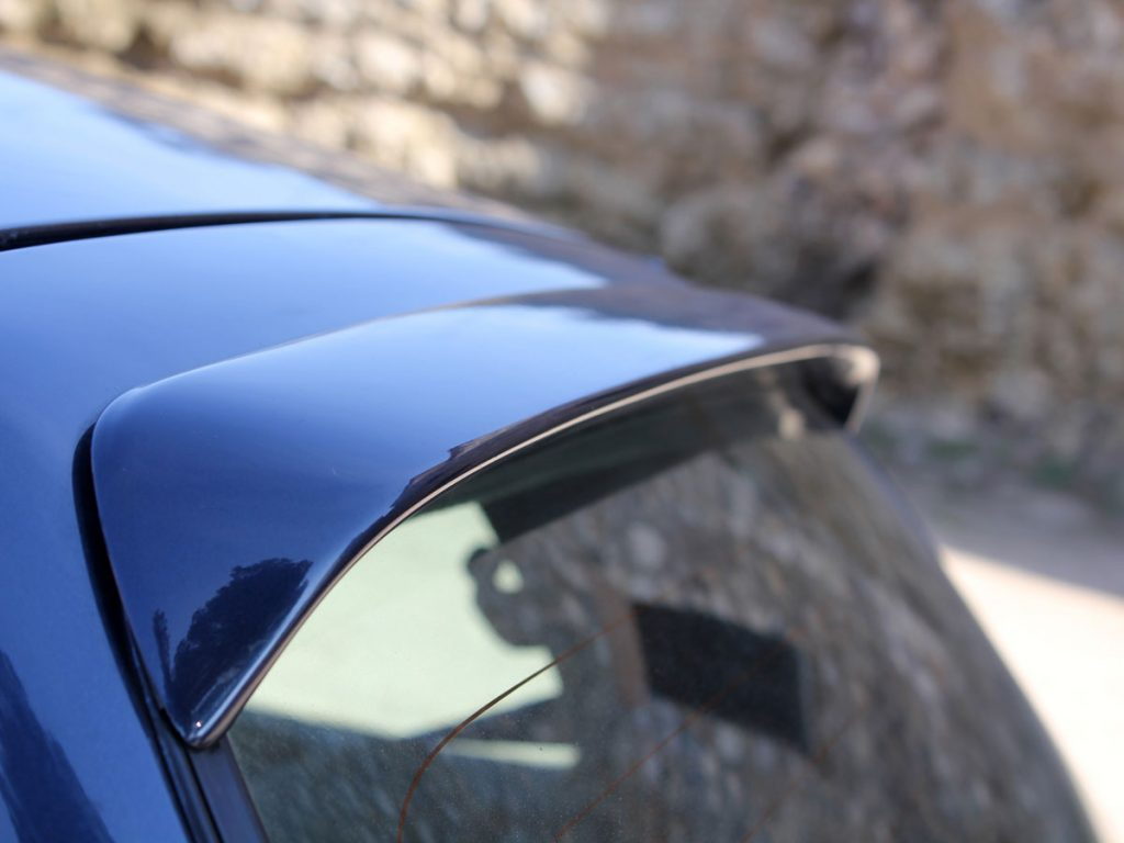 Prueba Renault Clio Williams Fase II