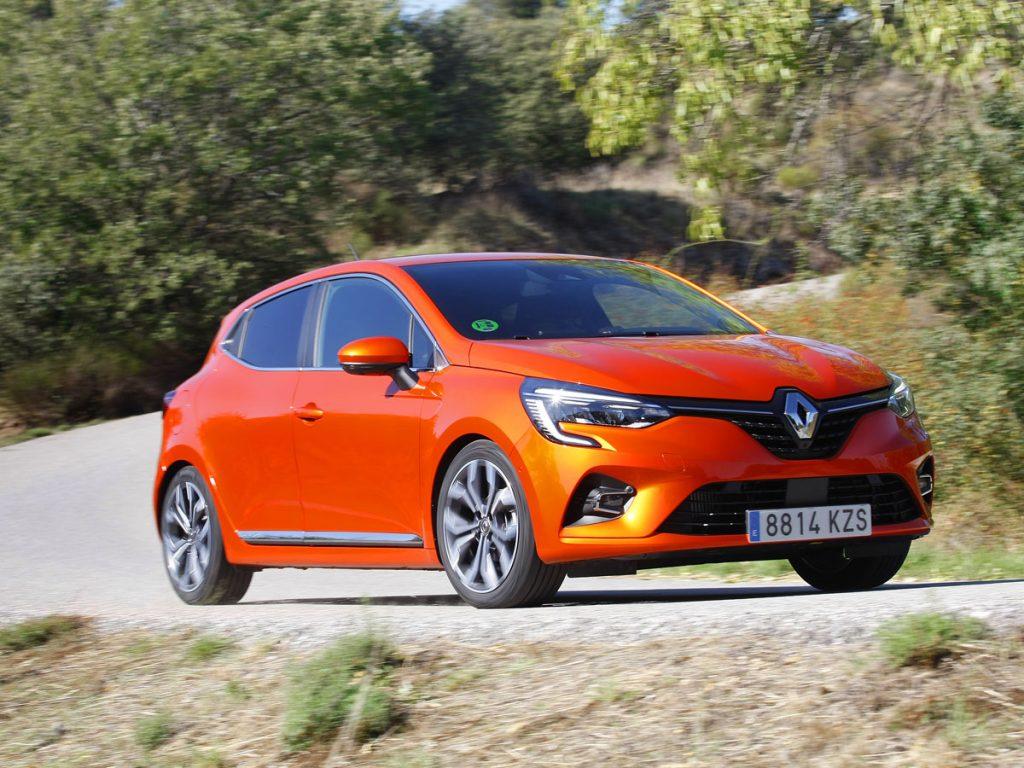 Prueba Renault Clio Zen TCe 100 CV 2020