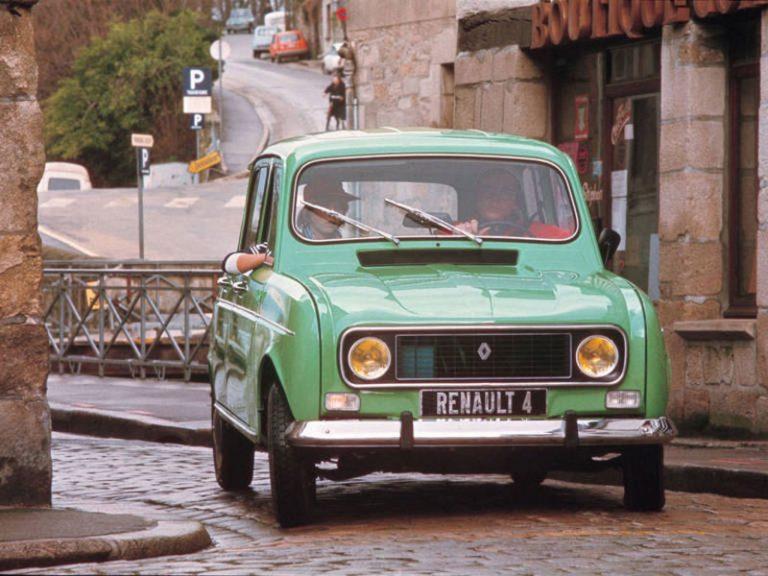 Renault 4L - 4 LATAS