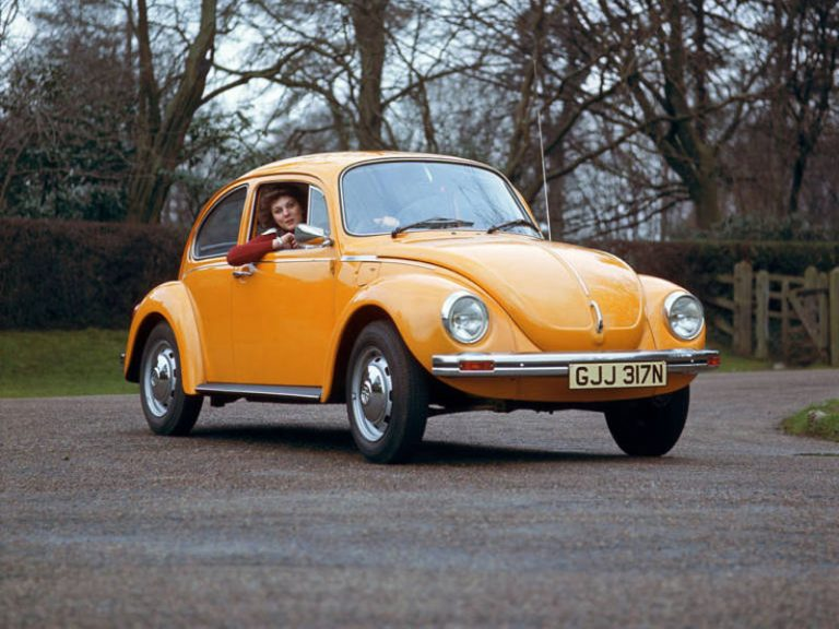Volkswagen Beetle - ESCARABAJO