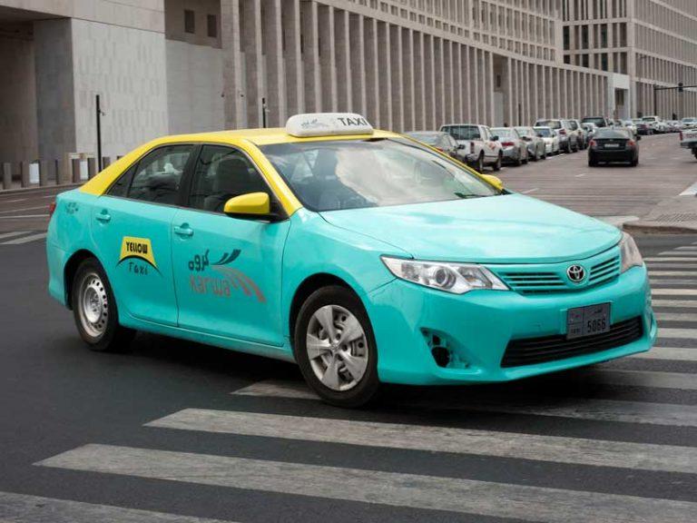 taxi doha