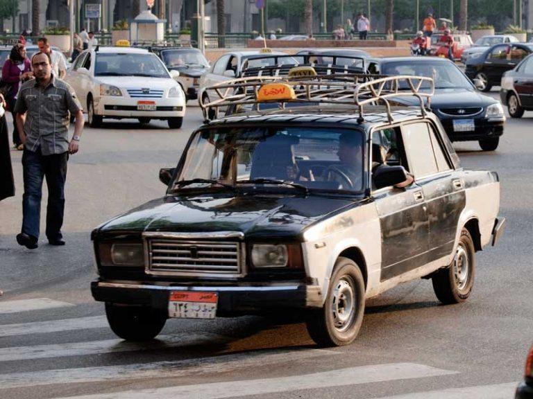 taxi el cairo