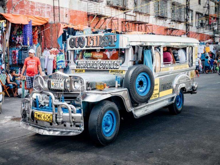 taxi manila
