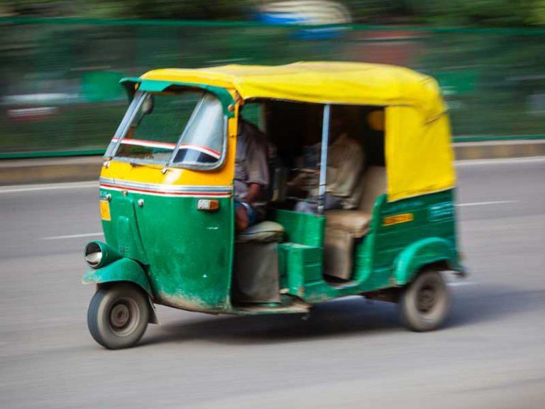 taxi nueva delhi
