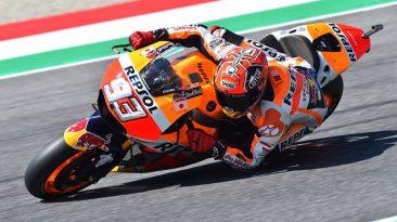 Última vuelta MotoGP19