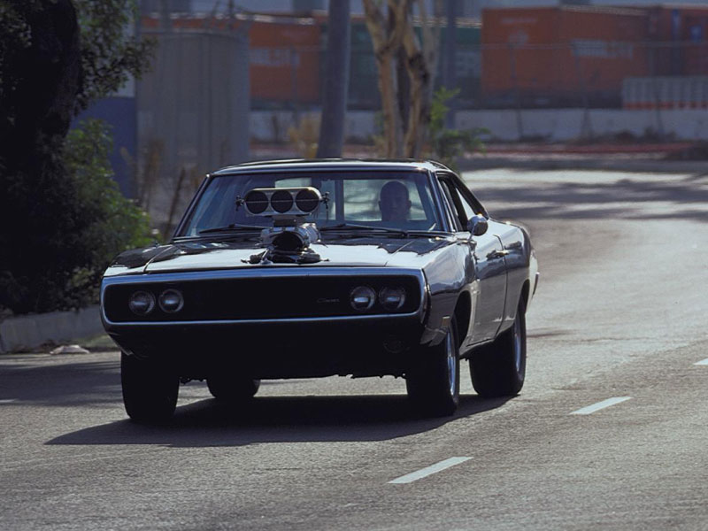 Dodge Charger – Fast and Furious