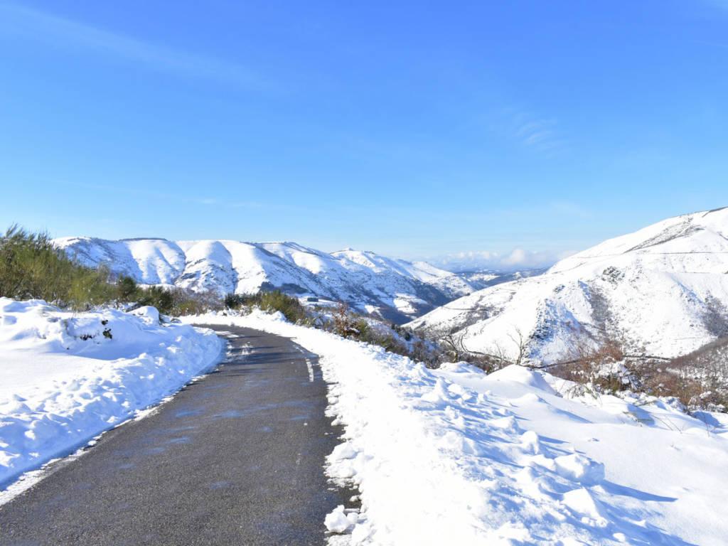 Avisos nieve temporal