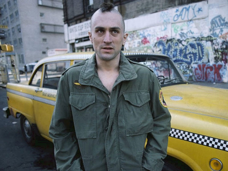 Checker Cab – Taxi Driver