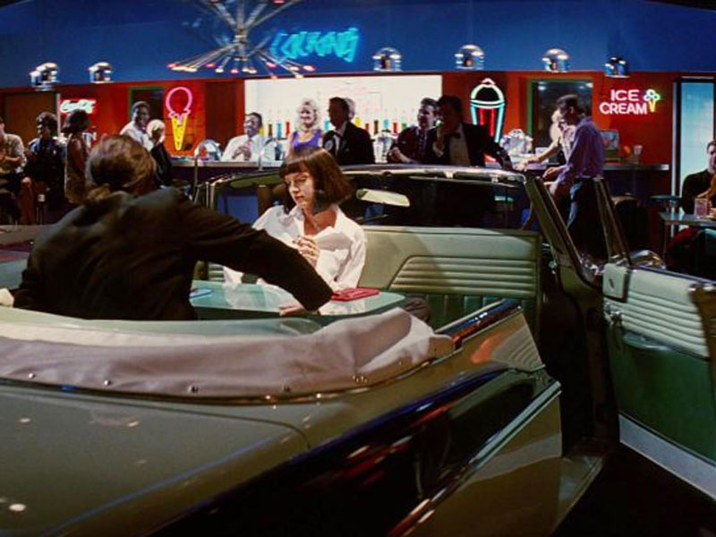 Chrysler New Yorker – Pulp Fiction